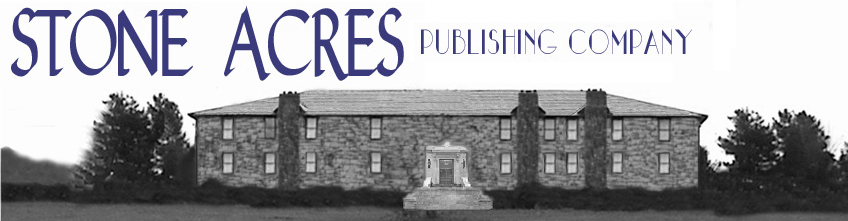 Stone acres publishing company waverly pa for Stone acre